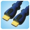 4 Lot HDMI to HDMI M/M Gold Plated Cable 6 ft HDTV Cord