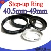 40.5-49 Step up Ring Adapter