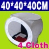 40X40X40cm Photo Light Tent