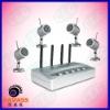 4CH realtime Digital Wireless cctv kit
