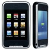 4G,8G,16G MP5 Touch player with HD,Touch,Camera,FM(MP5-07)