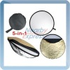 5 in 1 Foldable Photo Studio Light Reflector