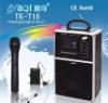 50 Watts Wireless Stereo amplifier with USB(TK-T16)