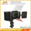 5010A LED lamp light DV camcorder lamp with F550 battery