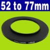 52-77mm Filter Stepping Ring