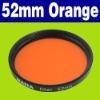 52mm Orange Color Filter