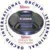 52mm for Nikon Lens Cap Center Pinch