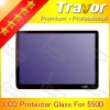 550digital camera privacy lcd screen protector for canon 550D DSLR