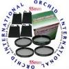 55mm Macro Lens kit For Minolta All 55mm (Set Of Four Lenses)