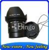 58mm Flower Petal Lens Hood  For Canon S3/S5