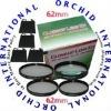 62mm Close Up Lens kit Nikkor For All 62mm (Set Of Four Lenses)
