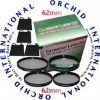 62mm Macro Lens kit For All Canon 62mm Lenses