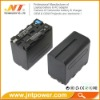 6600mAh Battery for NP-F960 NP-F970
