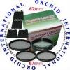 67mm Close Up Lens kit Nikon For All 67mm (Set Of Four Lenses)