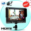7 Inch On-Camera HD DSLR Monitor 1080P HDMI
