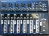 7 channel mixer