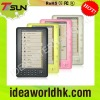 "7"" kindle digital ebook reader"