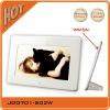 "7"" super thin DPF various design digital photo frame"
