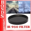 720nm,760nm850nm,950nm IR Filter Glass