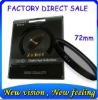 72mm  ND2 Good Qaunlity Neutral density filter