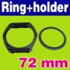 72mm Ring Adapter + Filter Holder for Cokin P Series