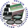 77mm Close Up Lens kit Fuji For All 77mm (Set Of Four Lenses)