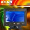 7inch TFT Multi-medium color Monitor