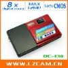8.0x Digital zoom 2.7 inches 5.0MP digital camera for gift DC-E30