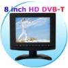 8'' portable MPEG4 H.264 HD DVB Receiver