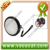 82mm White Balance DC/DV Camera Lens Cap Filter Mount