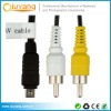AV Cable 12P 4 for lympus 760 FE330 FE350 FE200 SP Series