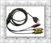 AV Cable for PS Vita Game Accessory