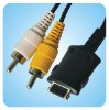 AV Cable for Samsung SUC-C2 L85 i85 i5 NV3 NV5 Camera