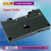 Adapter and mounting plate for Gold mount batteries