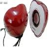 Apple shape portable speaker for mp3 mp4