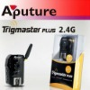 Aputure 2.4G wireless radio flash Trigger Trigmaster Plus 2.4G TX3C-2.4G for Canon camera