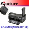 Aputure DLSR versatile battery grip BP-D5100 for Nikon D5100