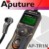 Aputure LCD timer remote shutter switch for DSLR camera