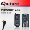 Aputure Versatile 2.4G Wireless flash trigger Trigmaster 2.4G MX1C-2.4G