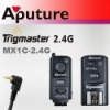 Aputure Versatile Wireless flash trigger Trigmaster 2.4G MX1C-2.4G