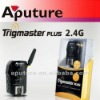 Aputure Wireless Remote Flash Trigger TX1C-2.4G for Canon 60D, 550D(T2i), 500D and so on .