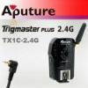 Aputure Wireless studio flash trigger Trigmaster Plus TX1C-2.4G
