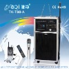 Auto FM antenna amplifier with tie-clip microphone(TK-T88A)