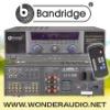BANDRIDGE DA-2100 Hyper Quality Karaoke echo mixer Amplifier