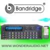 BANDRIDGE PS-55 Professional Karaoke Mixing Amplifier with DUAL ECHO MIXER SYSTEM