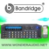 BANDRIDGE PS-55 Professional Karaoke Mixing Amplifier with DUAL ECHO MIXER SYSTEM
