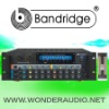 Bandridge PS-88 Karaoke Mixing Amplifier with unique Dual Independantly-operate Complete Echo Mixer System