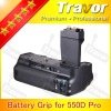 Battery Handle Grip for Canon Eos 550D/600D Rebel T2i/T3i DSLR Camera