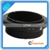 Black Lens To Micro 4/3 Lens Mount Adapter Ring