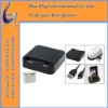 Black USB DOCK CHARGER CRADLE FOR IPOD IPHONE 3GS 3G